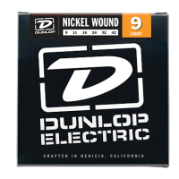 Dunlop 9-42 (Light), Nickel Wound, Electric Guitar Strings