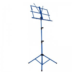 Viking  Music Stand: Blue