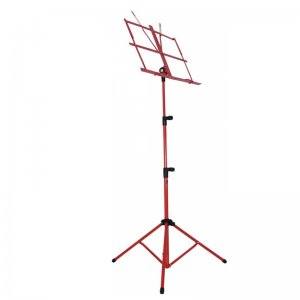 Viking Music Stand: Red
