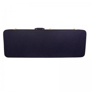 Oblong electric guitar case