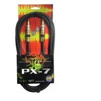 Powertech PX-7 10ft SS straight to straight 6.3mm Jack Instrument Cable