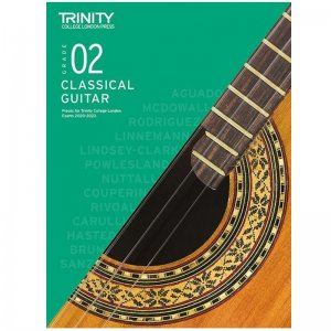 Trinity Guitar Exam Pieces 2020-2023: Grade 2