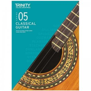 Trinity Guitar Exam Pieces 2020-2023: Grade 5
