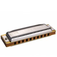 Hohner Blues Harp Harmonica, Key Of C