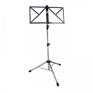TGI  MS20CR Chrome, Folding Music Stand With Bag