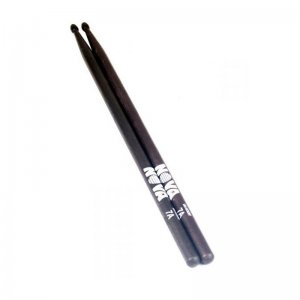 Vic Firth Nova 7A Black drum sticks nylon tip