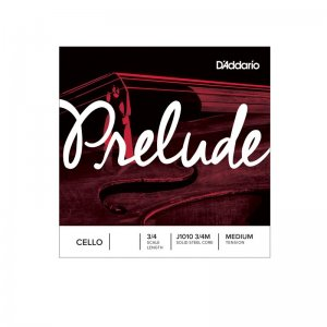 D'Addario Prelude 3/4 Scale, Medium Tension Cello D String