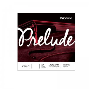 D'Addario Prelude 3/4 Scale, Medium Tension Cello G String