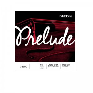 D'Addario Prelude 4/4 Scale, Medium Tension  Cello A string