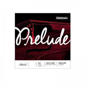 D'Addario Prelude 4/4 Scale, Medium Tension Cello G String