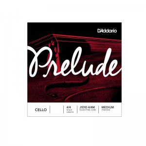 D'Addario Prelude 4/4 Scale, Medium Tension Cello C String