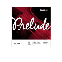 Prelude  4/4 Violin Strings , Medium Tension Single strings