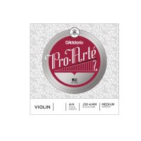 Pro Arte 4/4 Violin Strings, Medium Tension String Set