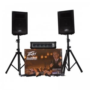 Peavey Audio Performer Pack, in stock, available in store only