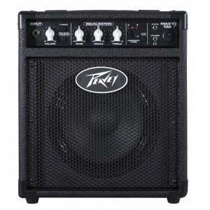 Peavey Max 158, Bass Combo Amplifier (PVMX158)