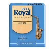 Rico Royal, Alto Saxophone Reeds (box 10) Strength 2