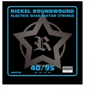 Rosetti Electric  Guitar Bass Strings 40/95 + 45/105