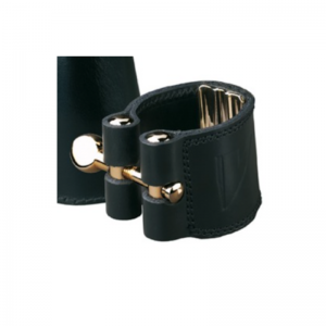 Vandoren Tenor Saxophone Leather Ligature And Plastic Cap