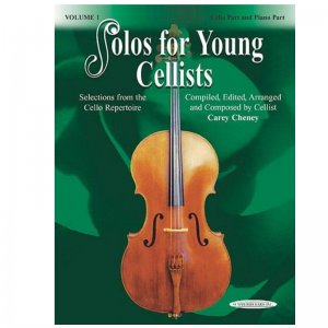 Solos For Young Cellists Volume 1