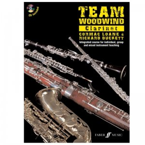 Team Woodwind for Clarinet