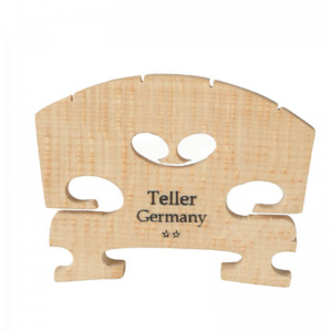 Teller 1060A 4/4 Size Violin Bridge fitted