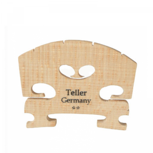 Teller 1060C 3/4 Size Violin Bridge fitted