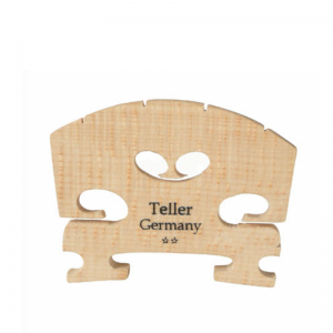 Teller 1060E 1/2 Size Violin Bridge fitted