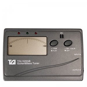 TGI (TGI-520GB) Guitar and Bass Tuner